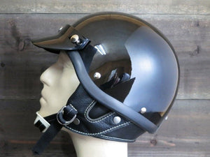 Ocean Beetle Shorty 4 Helmet Black