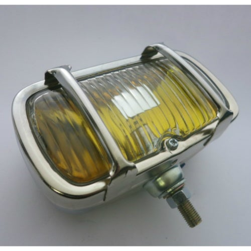 2%er Square Head Light - Rib Yellow [general-purpose]