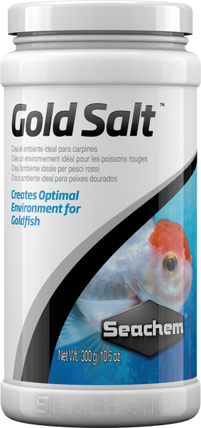 Seachem Gold Salt 300gm