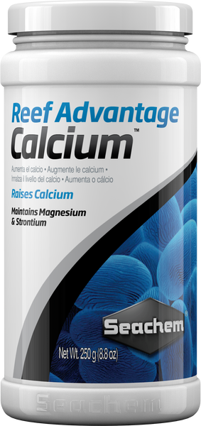 Seachem Reef Advantage Calcium 250gm
