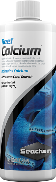 Seachem Reef Calcium 500ml