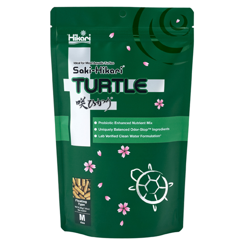 Saki Hikari Turtle Medium Long Pellet 200gm