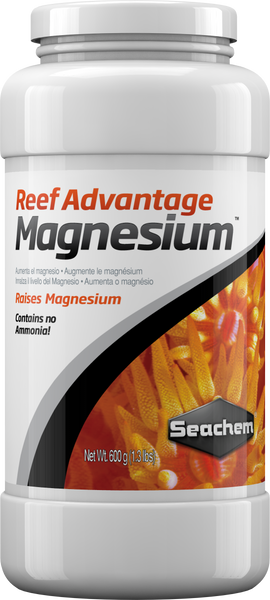 Seachem Reef Advantage Magnesium 600gm