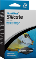 Seachem MultiTest: Silicate 75Tests