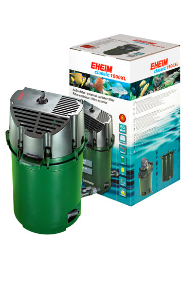 EHEIM External Classic 1500Xl External Canister Filter
