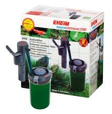 EHEIM Aquacompact 60 External Filter For Nano Tank
