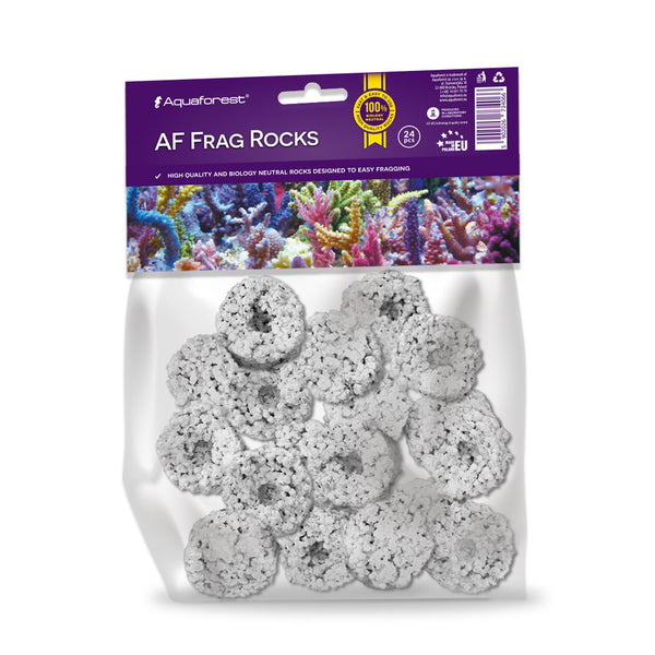 AquaForest Coral Frags 24Ps