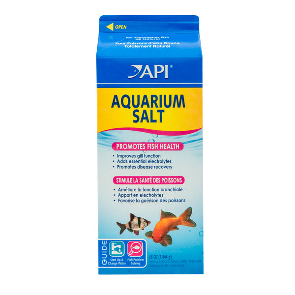 API Aquarium Salt Pint 65oz