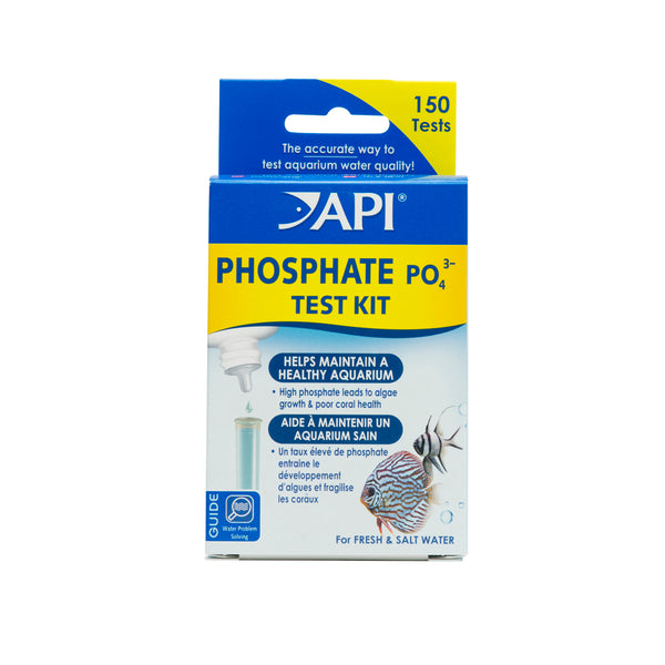API Liquid Phosphate Test Kit