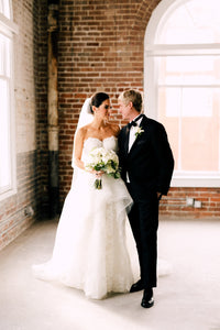 12PM-1PM 10/04/2020 | New Orleans Micro Wedding at Contemporary Arts Center | Minimal Matrimony