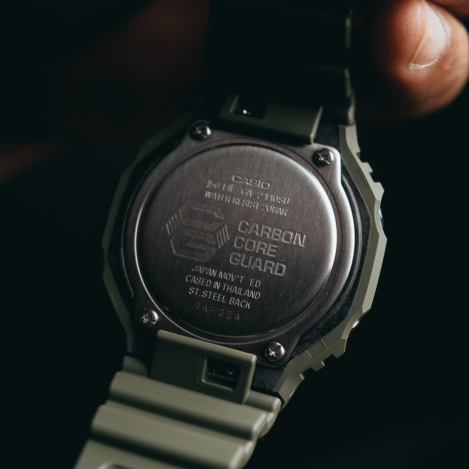 Casio G Shock GA-2110SU-3A Watch