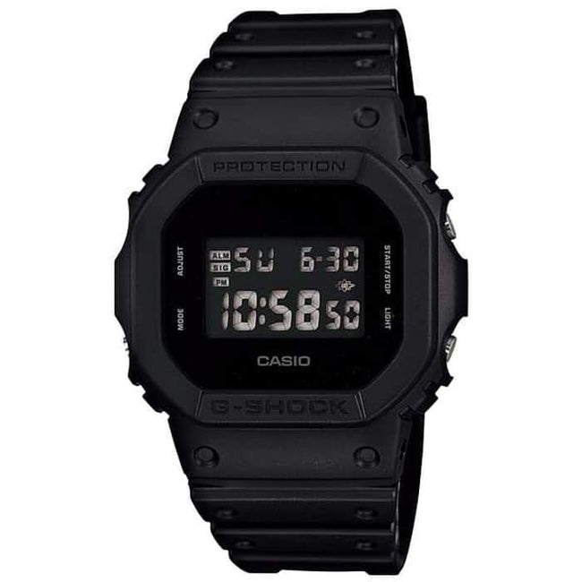 Casio G Shock DW-5600BB-1D Watch
