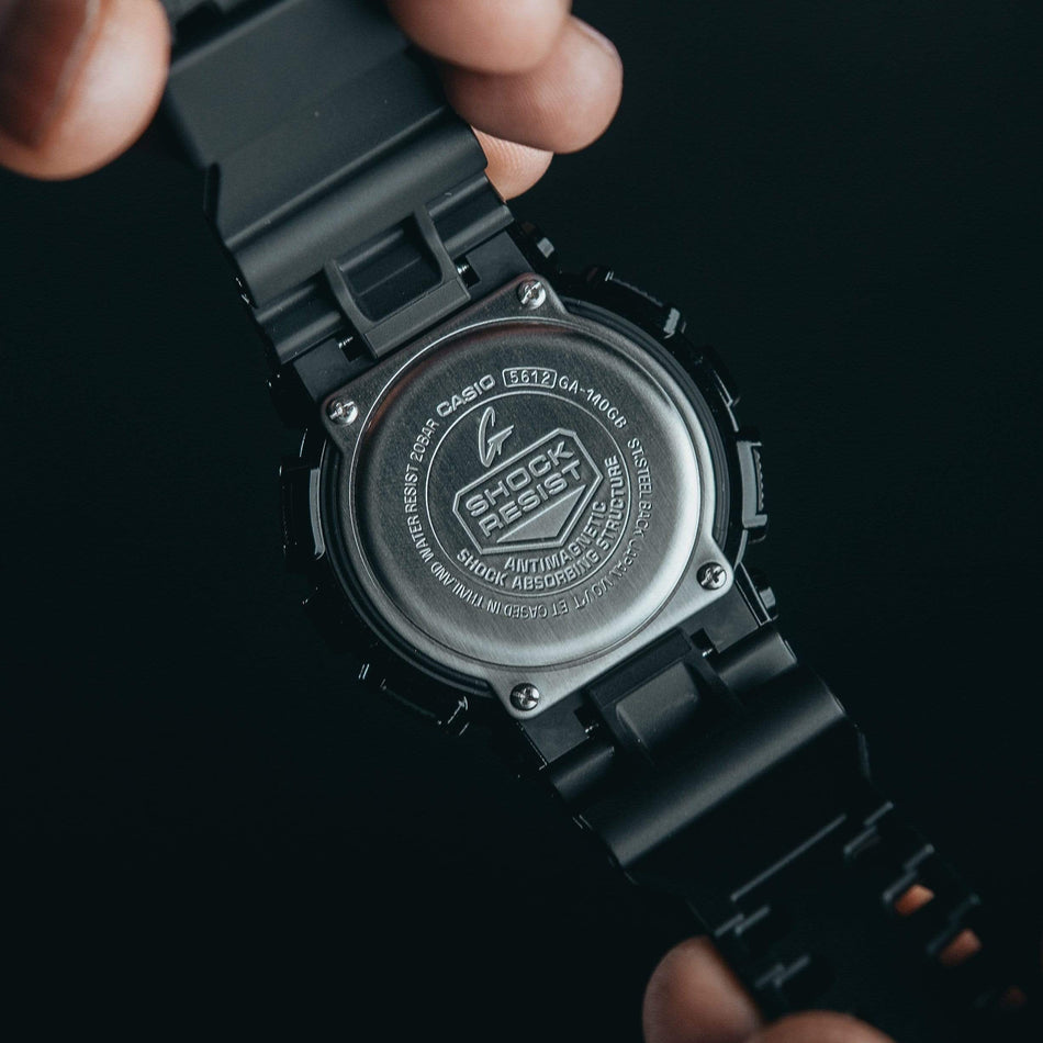 G-Shock GA140GB-1A1 Watch
