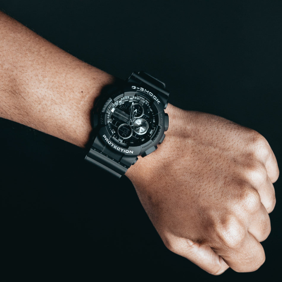 G-Shock GA140GM-1A1 Watch