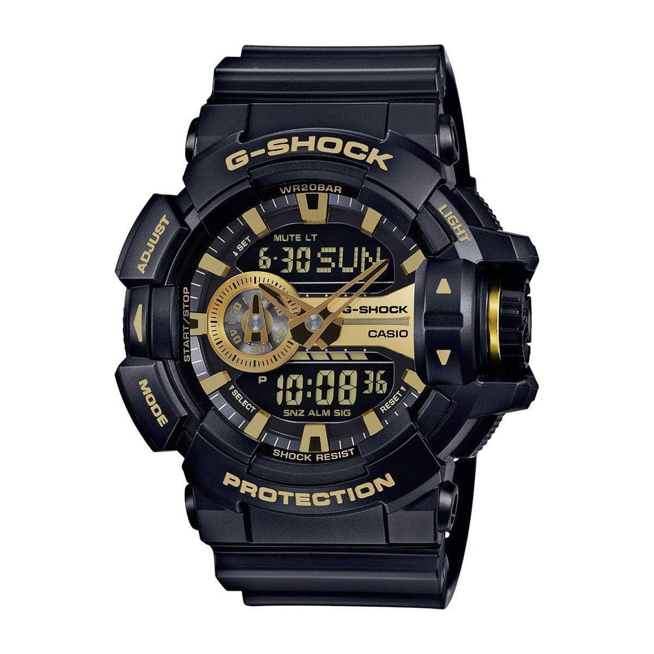 Casio G Shock GA-400GB-1A9DR Watch