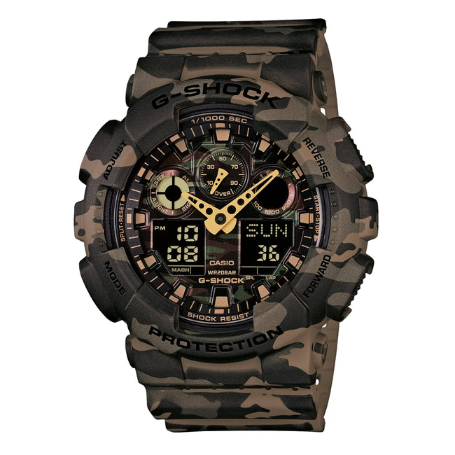 G-Shock GA-100CM-5A Watch