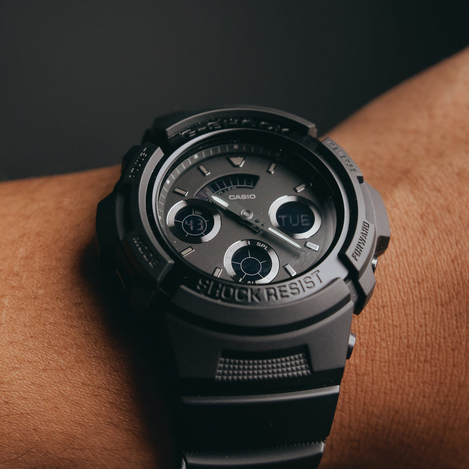 Casio G Shock AW-591BB-1ADR Watch