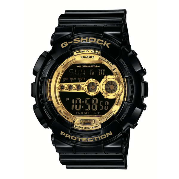 G-Shock GD100GB-1DR Watch