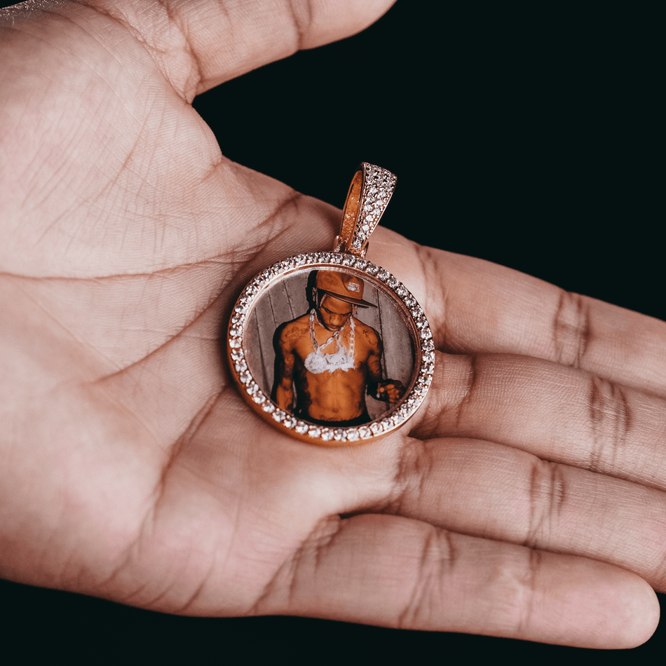 Custom Memory Pendant (FREE Chain Included)