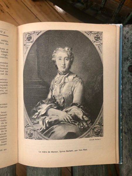 Casanova, Little french book