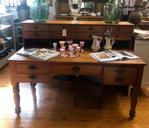 19th Century Antique pine desk