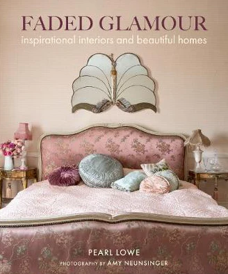 Faded glamour, by Pearl Lowe