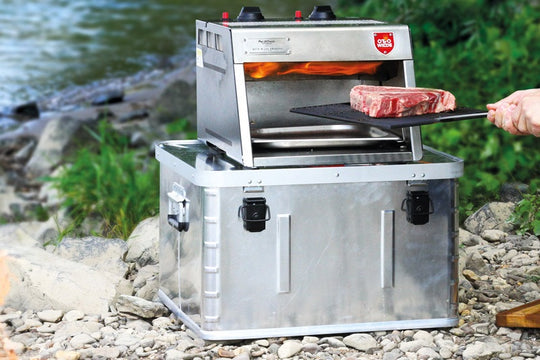GREAT-STEAK-ANYWHERE PORTABILITY