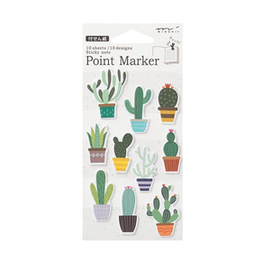 Point Marker Sticky Note