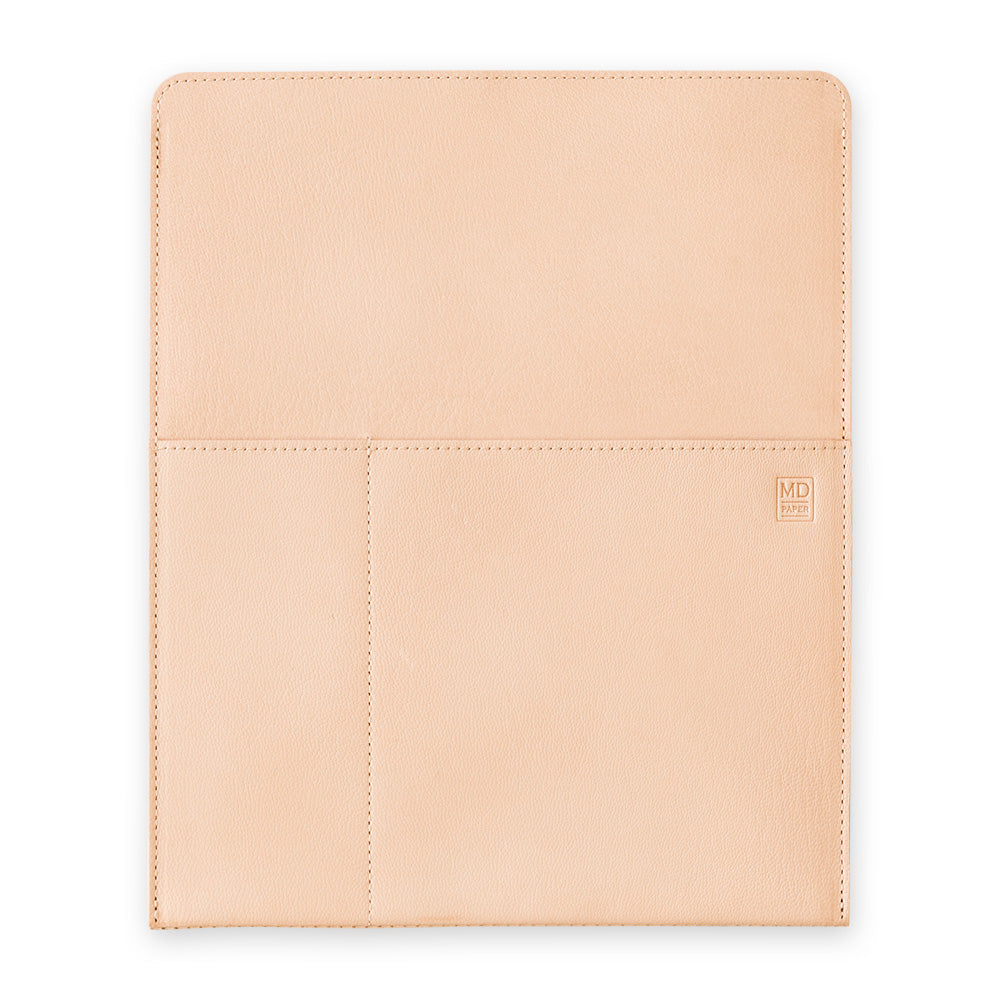 MD  A5 Goat Leather Folder