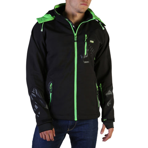 Geographical Norway - Tranco_man