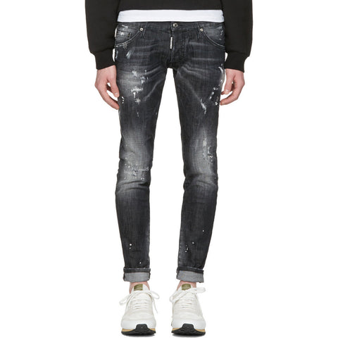 Dsquared2 Black Jeans