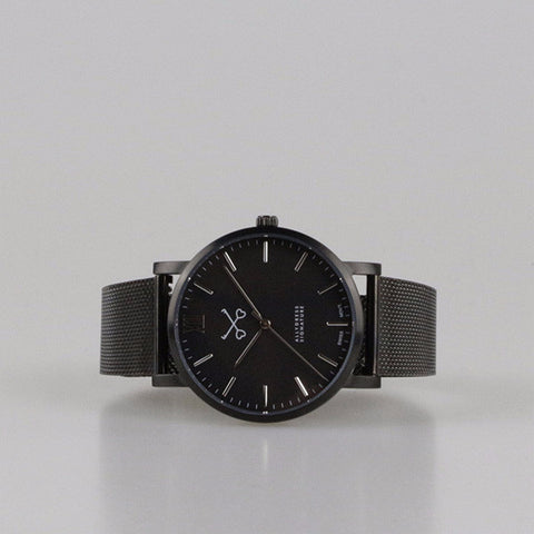 Allydress signature Anthracite Watch