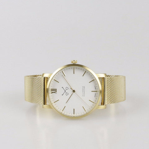 Allydress signature Gold Watch
