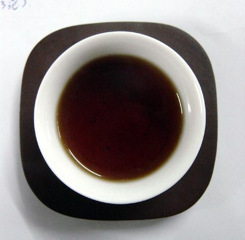 Jing Tea Shop blog - 8582 1st production aged puerh tea
