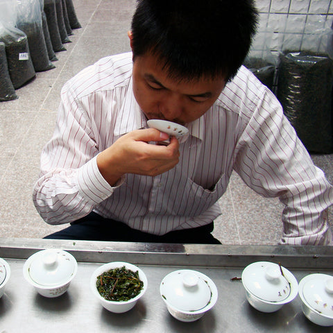 Jing Tea Shop - Anxi