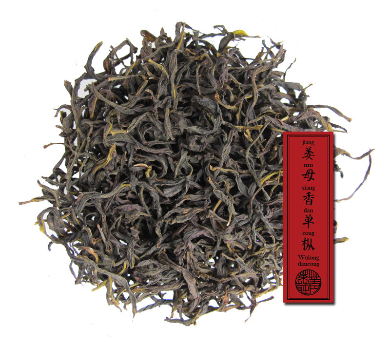 lao cong jiang mu dancong oolong tea by Jing Tea Shop