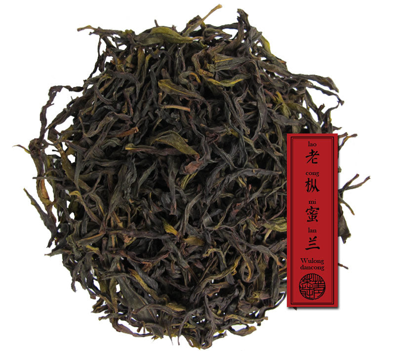 lao cong milan dancong oolong tea by Jing Tea Shop