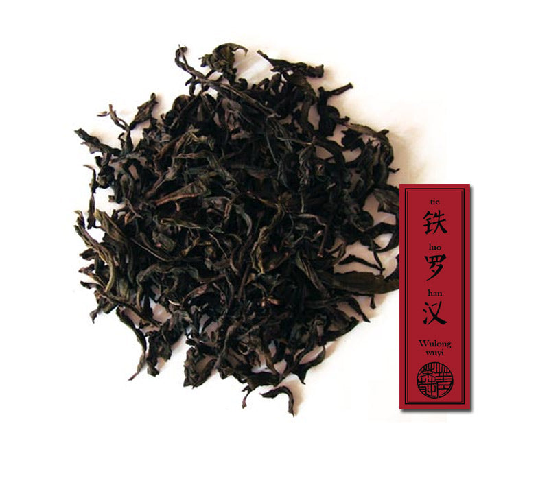 wuyi tie luo han  oolong tea by Jing Tea Shop