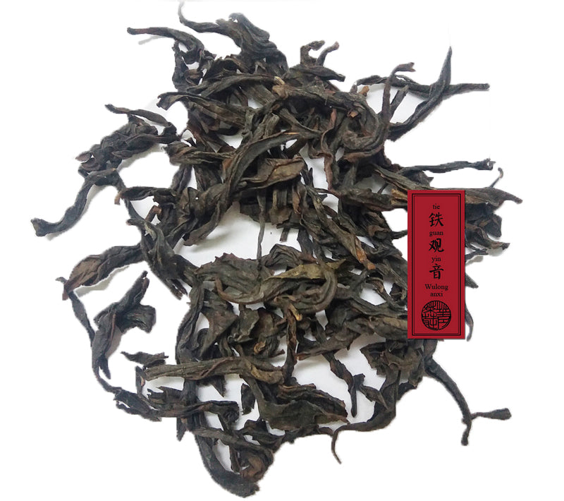 fujian anxi oolong tea tie guan yin by jing tea shop