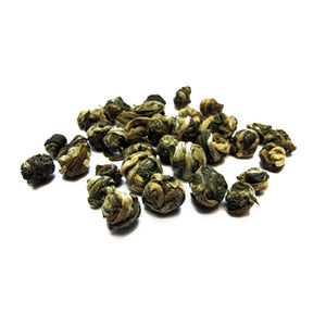 Jasmine pearl green tea by Jing Tea Shop