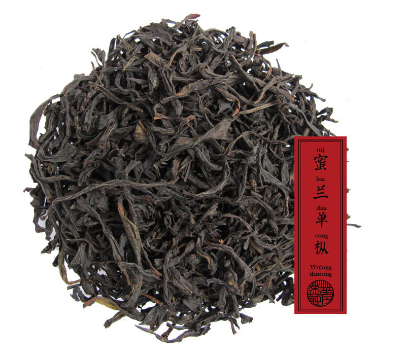 milan dancong oolong tea by Jing Tea Shop
