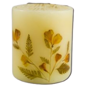 Auroshikha Flower Candles