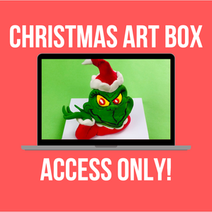 Christmas ART BOX - Access Only