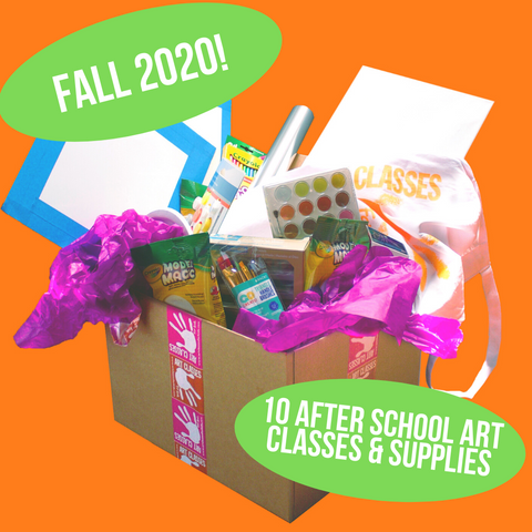 Fall 2020 SEMESTER ART BOX