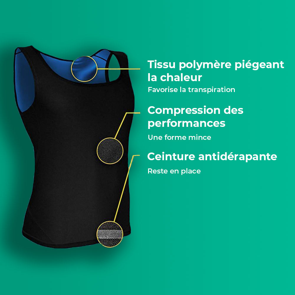 FitKry™ - T-shirt minceur