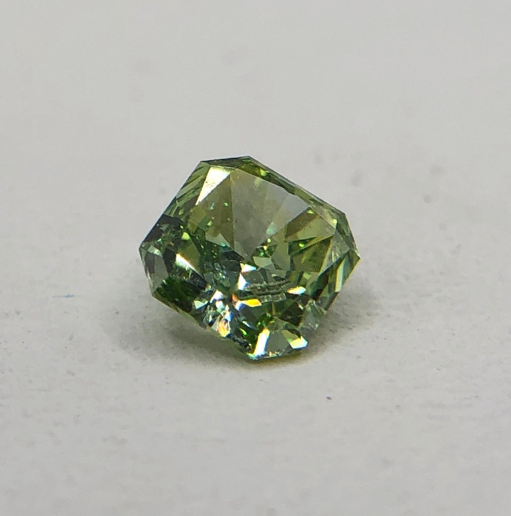 Green Eterneva Diamond