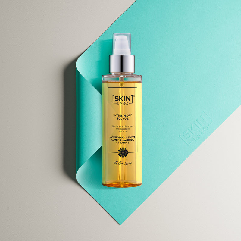 INTENSIVE DRY BODY OIL