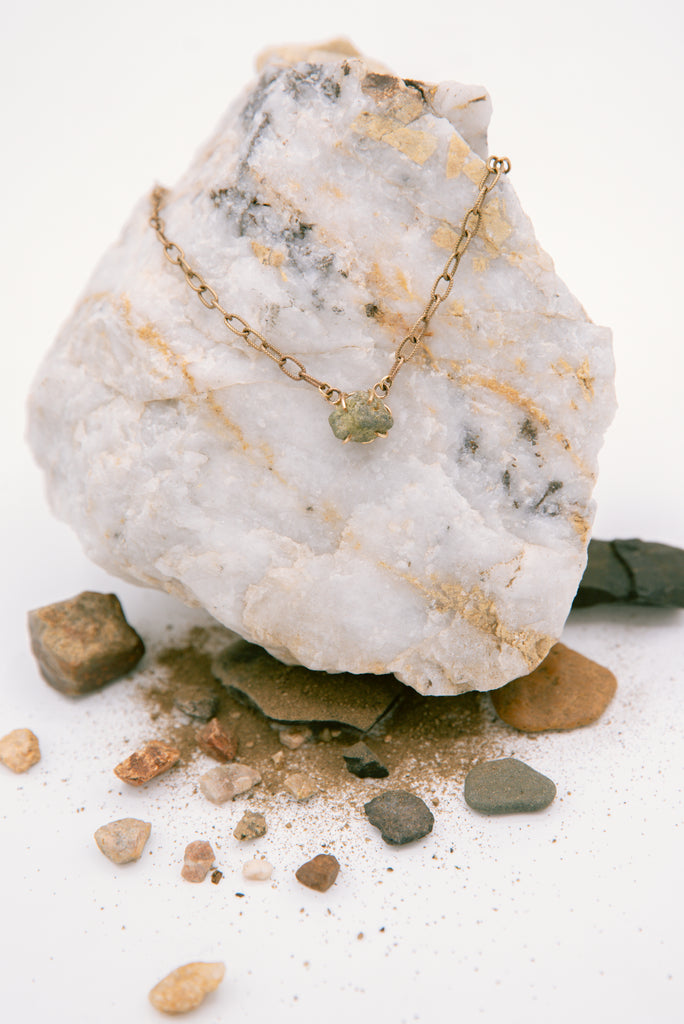 Stone Necklace 1