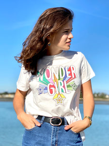 Tee-shirt WONDER GIRL