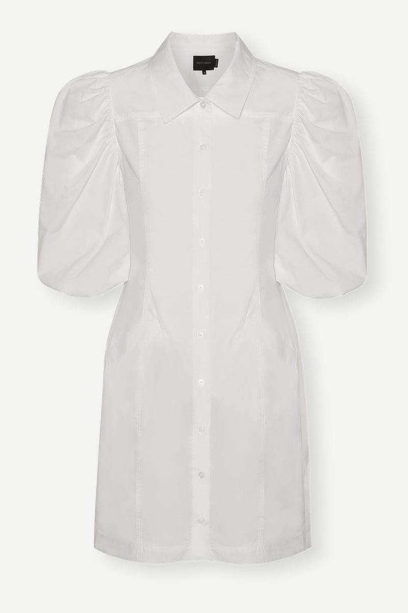 Ami Dress - White